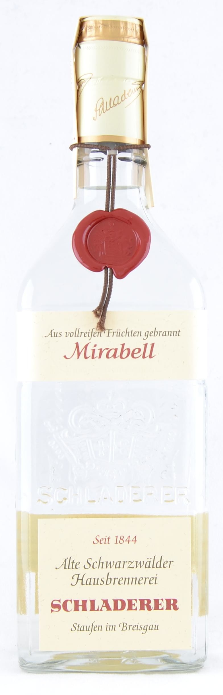 Schladerer Eau de Vie Mirabelle 70cl 42%