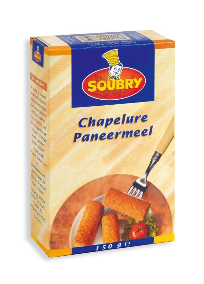 Chapelure 150gr Soubry
