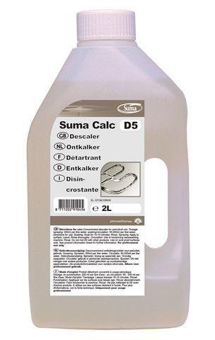 Suma Calc D5 2L détartrant liquide concentré