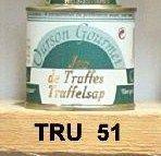 Truffelsap 105ml ourson gourmet