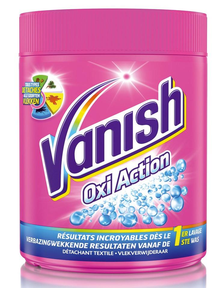 Vanish Oxi Action Poudre 1.2kg détachant