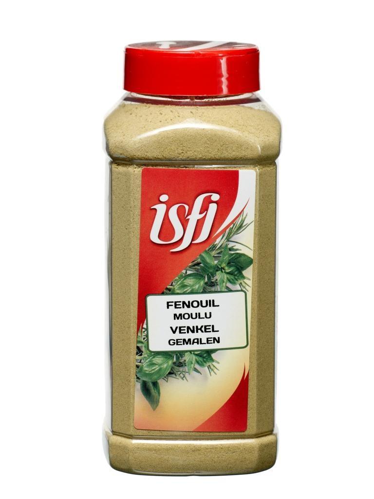 Fenouil en poudre 420gr 1LP Isfi