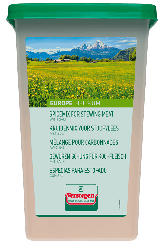 Verstegen mélange carbonades avec sel 2.5kg 3LP