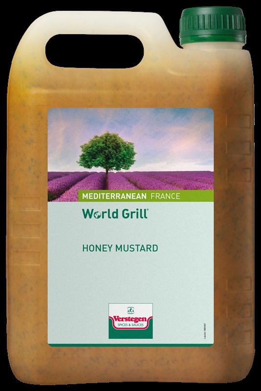 Verstegen World Grill Marinade Miel & Moutarde 2.5L