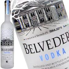 Vodka Belvedere Pure 70cl 40% Pologne