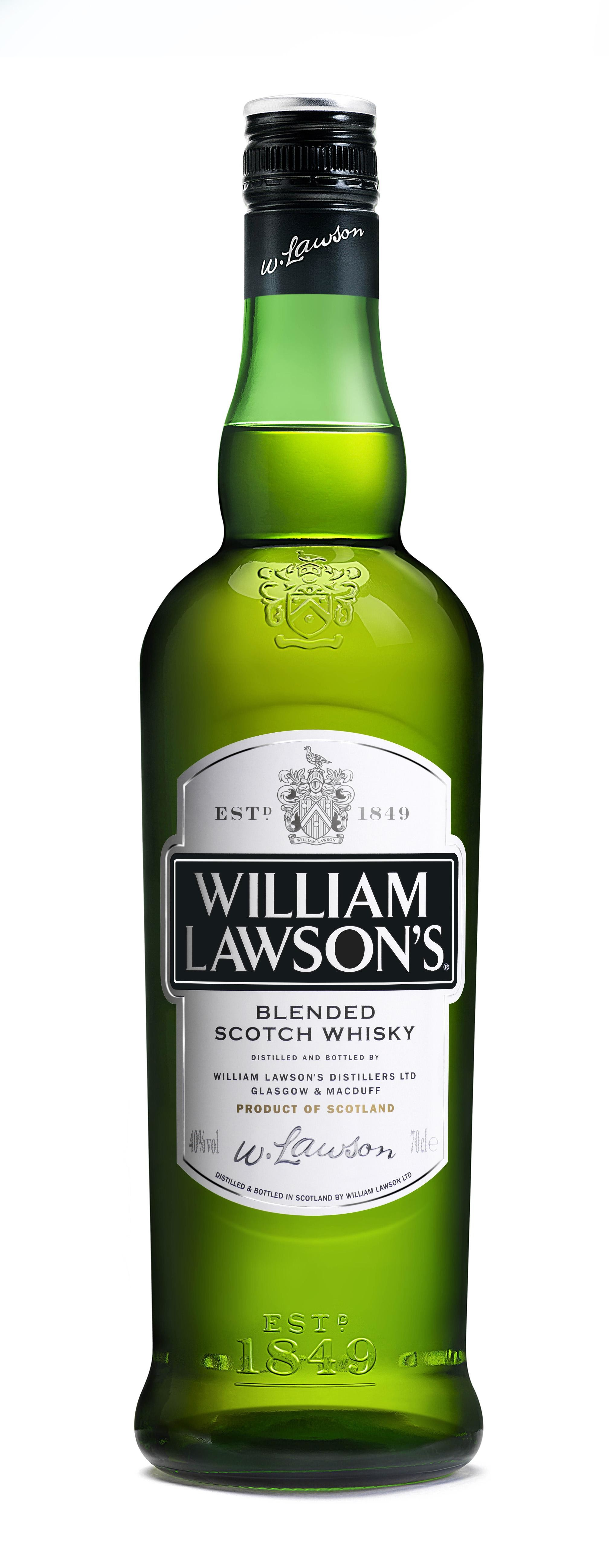 William Lawson's 70cl 40% Blended Whisky Ecosse