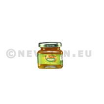 Portions Confiture d'Abricots en bocal 24x28gr Materne