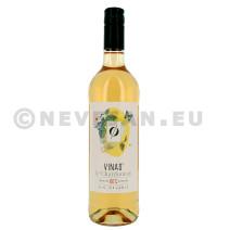 Vina'0° Le Chardonnay Vin blanc sans alcool 75cl Bio (Wijnen)