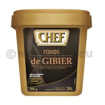 Chef wildfond vlokken 500gr Nestlé Professional