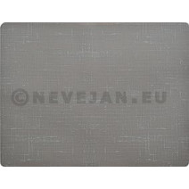 Duni Sets de table Silicone 30x45cm Gris 1pc