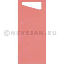 Sacchetto Fuchsia 200x85 papier+serviette 100pc Duni