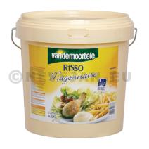Mayonnaise Risso Vandemoortele 10L seau