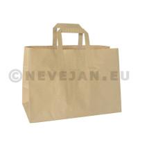 Duni Sacs Take Away en papier brun 200pcs