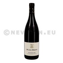 Mas Bres Duché d'Uzès rood 75cl 2015 IGP Pays des Cevennes - Biologische Wijn