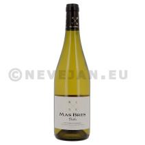 Mas Bres Stella blanc 75cl 2017 Domaine de Gournier IGP Pays des Cevennes (Wijnen)