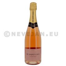 Champagne de Saint Gall Rose Premier Cru 75cl Brut (Champagne)