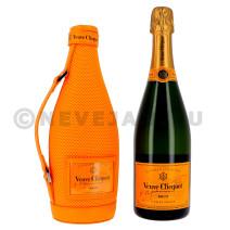Champagne Veuve Clicquot 75cl Brut Ice Jacket (Champagne)