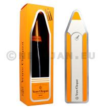 Champagne Veuve Clicquot 75cl Brut Magnet Message (Champagne)