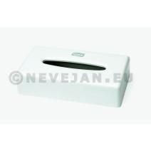 Tork F1 Distributeur Blanc Portable pour mouchoirs Facial Tissue 270023