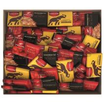 Cote d'Or Mignonettes Assortiment 220pc Emballes Individuellement