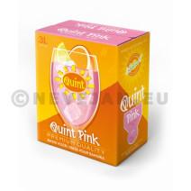 Sangria Quint Pink 3L 14.9% Bag in Box