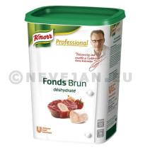Knorr Carte Blanche fond brun poudre 900gr Professional