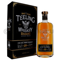 Teeling Renaissance 18 Year 70cl 46% Irish Single Malt Whiskey (Whisky)