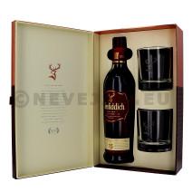 Glenfiddich 15 Year 70cl 40% + 2 Glazen + Geschenkdoos (Whisky)