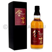 Kurayoshi 12 Ans d'Age 70cl 40% Pure Malt Whisky Japonais (Whisky)