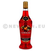 Vedrenne Curacao Rouge 70cl 25% Liqueur (Likeuren)