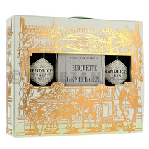 Hendrick's Gin Lovers Emballage Cadeau 2 x 5cl 41% (Gin & Tonic)