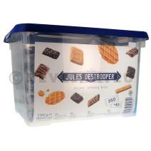 Jules Destrooper assortiment Spring Box 350 + 40 gratuit (Koek - snoep - chips - nootjes)