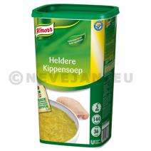 * Knorr heldere kippensoep 6x1.40kg Professional
