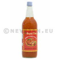 Sauce douce aux piments Chili 700ml Royal Thai