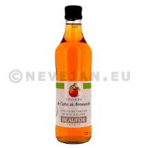 Vinaigre de Cidre de Normandie 50cl Beaufor (Default)