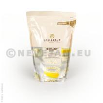Callebaut Crispearls céréales enrobées de chocolat blanc 800gr