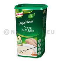 Knorr potage Superieur soupe creme de volaille 1.1kg