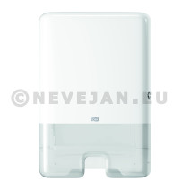 Tork H2 Distributeur Blanc pour Essuie-mains interfoliés 552000