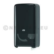 Tork T6 Distributeur Twin noir Papier Toilette Mid-Size 1pc 557508