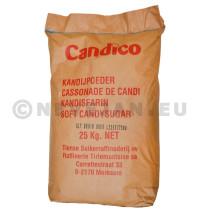 Cassonade de candi brune foncé 25kg Candico