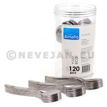 Amefa Petite Cuillère à café 12cm inox 120pc Eco 0265 (Bestek,Aluminium producten)