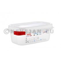 Araven Boite Hermetique Plastique Alimentaire 0.6L ref A3020