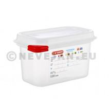 Araven Boite Hermetique Plastique Alimentaire 1L ref A3021
