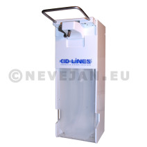 Metzger Distributeur pour savon 1pc Cid Lines (Handafwasproducten)