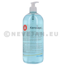 Kenosept-L 1000ml + pompe désinfectant liquide pour mains Cid Lines (Hygiëneproducten)