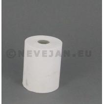 Bobine pour Caisse Enregistreuse 57x40x12 blanc 50pc