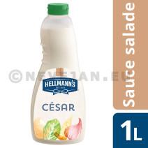 Hellmann's Caesar Dressing 1L bouteille pincable