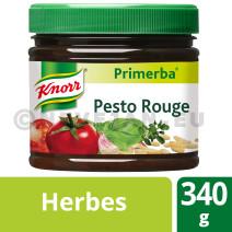 Knorr Primerba pesto rouge 340gr
