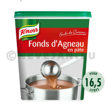 Knorr fond d'agneau pate 1kg