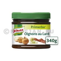 Knorr Primerba oignons au lard 340gr